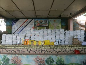Sales Rain Donates 7,500 Notebooks and School Supplies to Pinagbayanan Elementary School