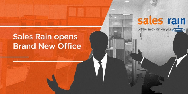 Sales Rain opens new office and relocates its Corporate Headquarters to Eastwood City