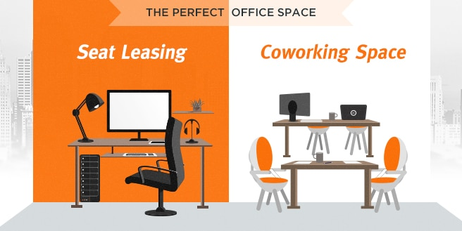 The Perfect Office Space: Seat Leasing and Coworking Spaces