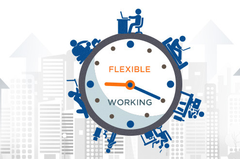 The Rise of Flexible Working