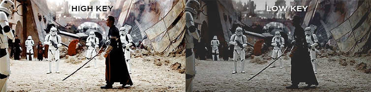 """A film still for the 2016 movie <a href=""""http://www.starwars.com/rogue-one"""">""""Rogue One: A Starwars Movie""""</a>produced by <a href=""""http://www.starwars.com/rogue-one"""">Lucasfilm Ltd.</a> and distributed by<a href=""""http://www.waltdisneystudios.com/"""">Walt Disney Studios</a>."""