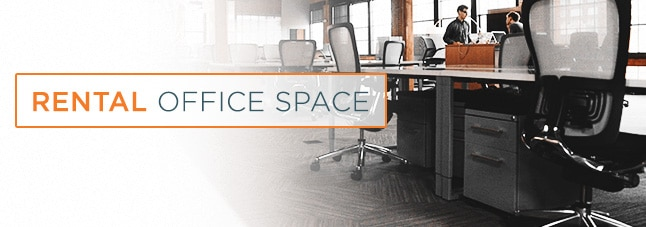 Traditional rental office spaces have a long term contract ranging from a minimum of 3 years.
