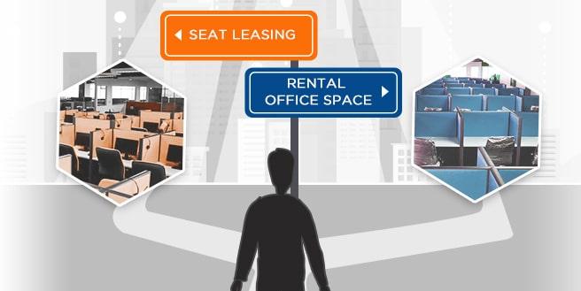 Seat Leasing versus Traditional Rental Office Space