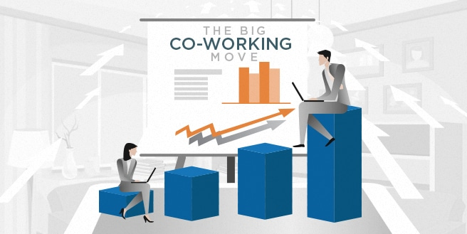 The Big Move Towards Coworking