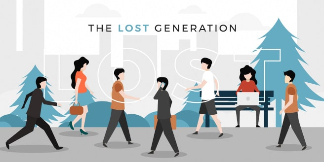The Lost Generation, A Generation of Wayfarers