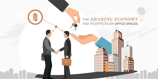 The Sharing Economy and its Effects on Office Spaces