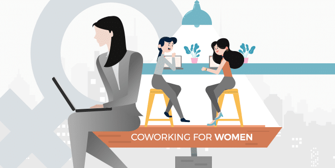 The Shift Towards Ladylike Spaces and Coworking for Women