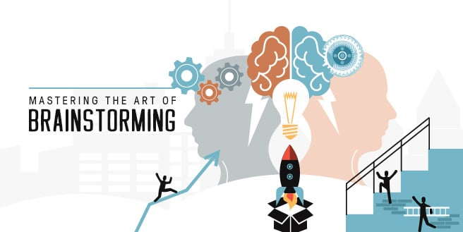 A UK Initiative in Mastering The Art Of Brainstorming