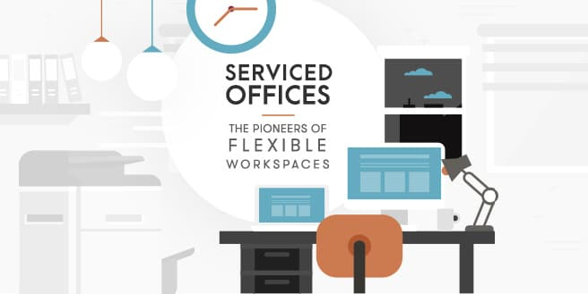 Serviced Offices: The Pioneers of Flexible Workspaces