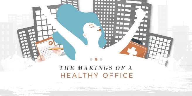 The Makings of a Healthy Office