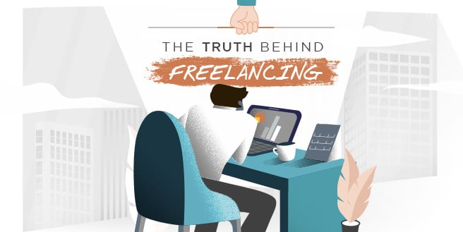 The Truth Behind Freelancing and Going Solo