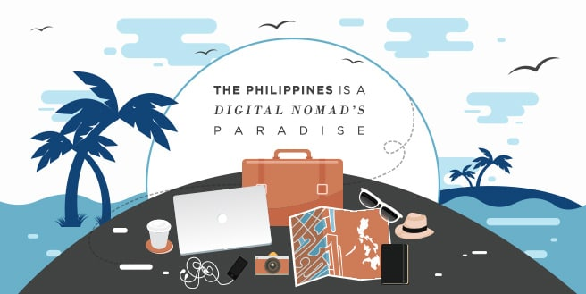 The Philippines is Considered as a Digital Nomad's Paradise