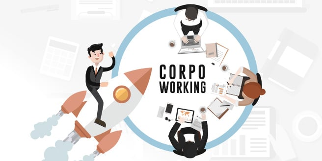 Out With The Old, In With The New: Welcoming Corpoworking