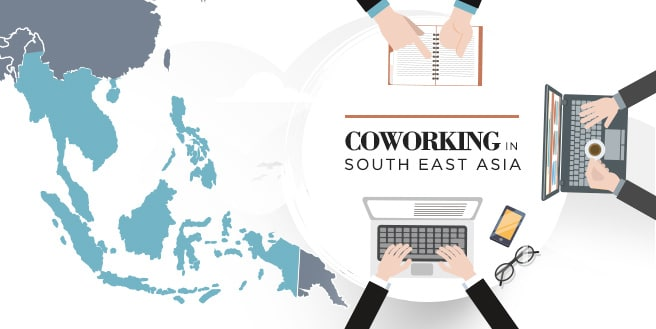 Government Extends Support to Coworking in Southeast Asia