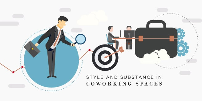 Searching for Style and Substance in Coworking Spaces