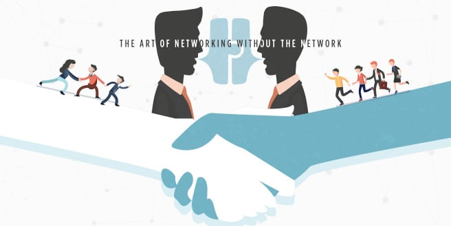 Forming Bonds: The Art of Networking Without The Network