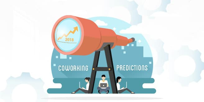 Looking Forward to Coworking Predictions for 2018
