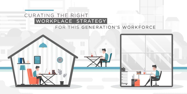 Curating the Right Workplace Strategy for this Generation's Workforce