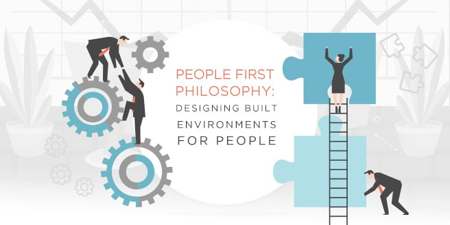 People First Philosophy, Designing Built Environments for People