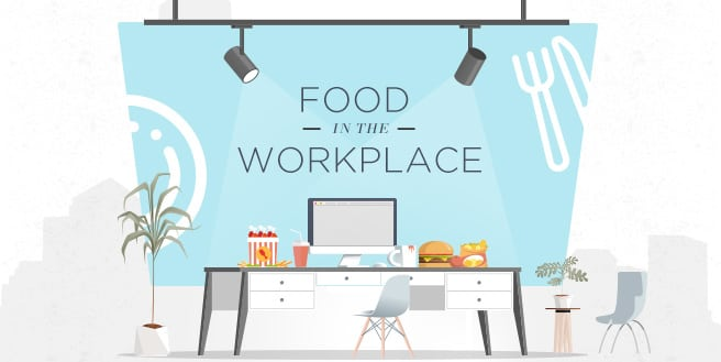 Food in the Workplace: How The Right Meal Get People Together
