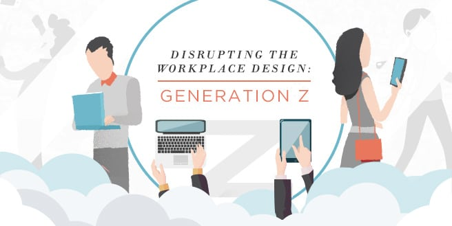 Disrupting the Workplace Design, The Emergence of Generation Z