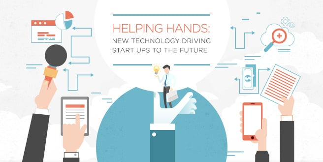 Helping Hands: New Digital Technology Driving Startups to the Future