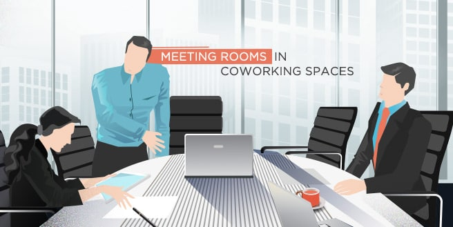 A Golden Opportunity: Meeting Rooms in Coworking Spaces