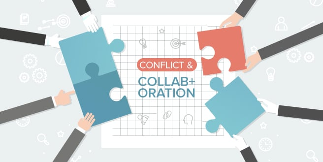 Why Encouraging Conflict is Needed in Fostering Collaboration