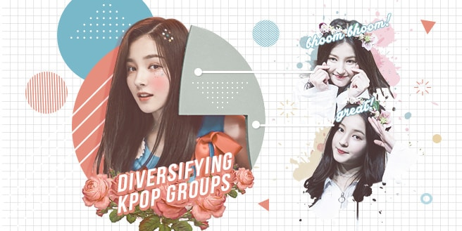 A Breath of Fresh Air: Diversifying K-pop Groups