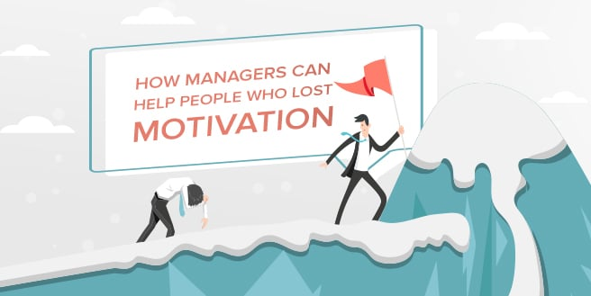 Saving a Coworker: How Managers Can Help People Who Lost Motivation