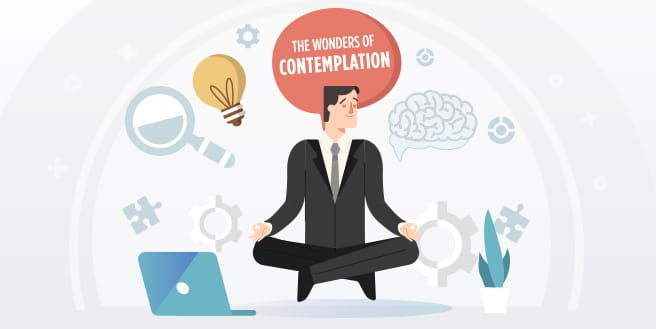 The Wonders of Contemplation and 10 Minute Meditations