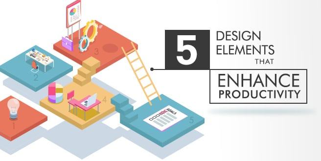 Five Design Elements That Enhance Productivity