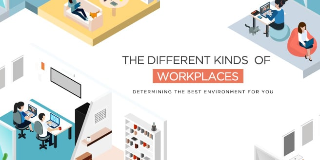 Different Kinds of Workplaces: Determining The Best Environment For You