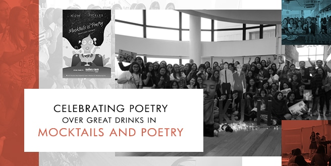 Commending the Hallyu Wave Over Great Drinks in Mocktails and Poetry