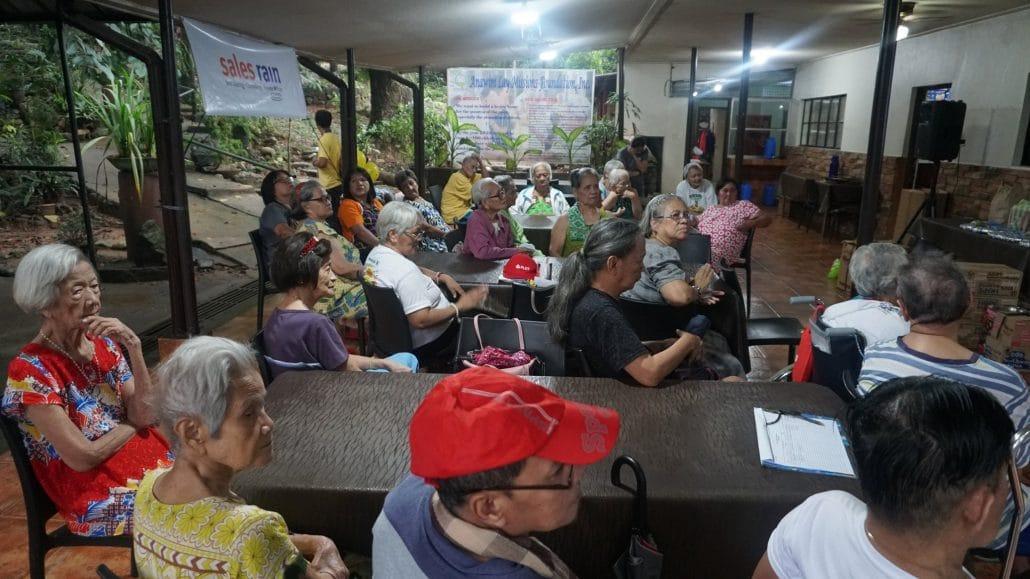 Anawim Lay Missions Inc., Rodriguez Rizal