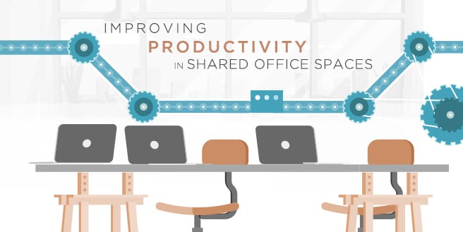 Getting Things Done: Improving Productivity in Shared Office Spaces