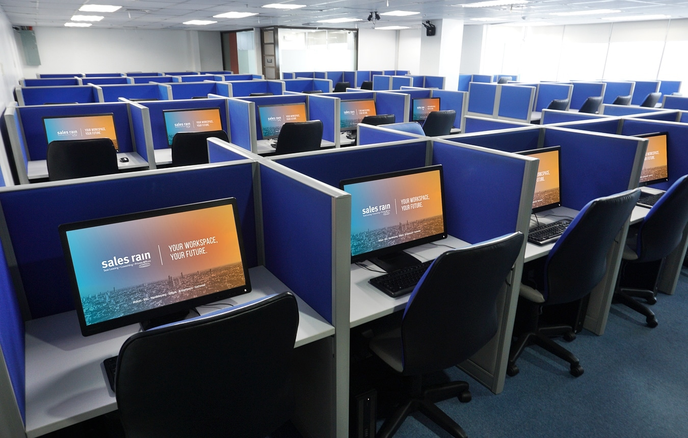 Call Center Seat Leasing in Eastwood City